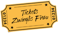 Ticketsymbol Zwinglis Frau