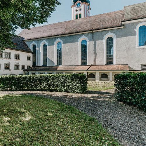Kirchenmauern