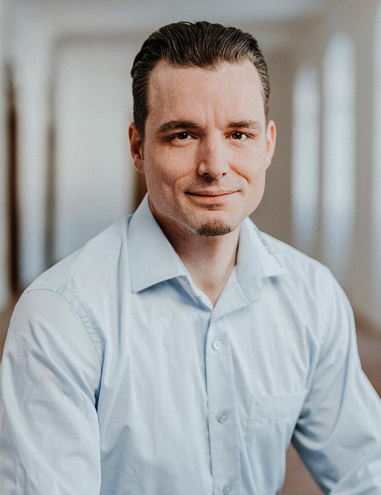 Portrait Andreas Stolz