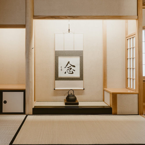 Teegenuss und Meditation
