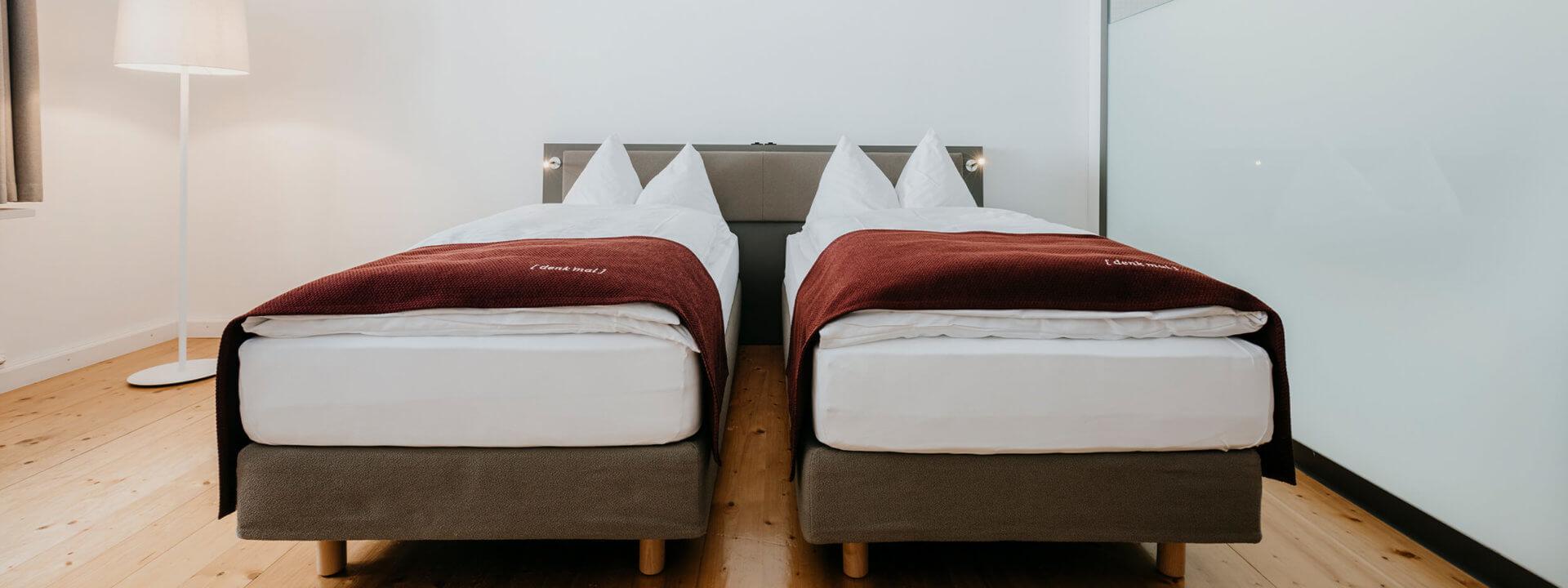 Slider Hotelzimmer