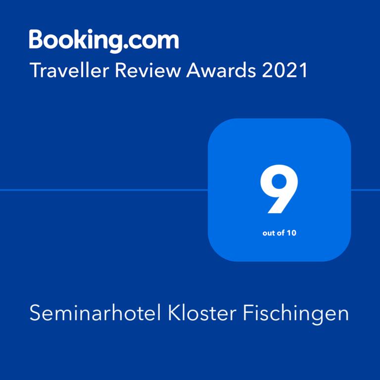 Booking Bewertung 9 von 10